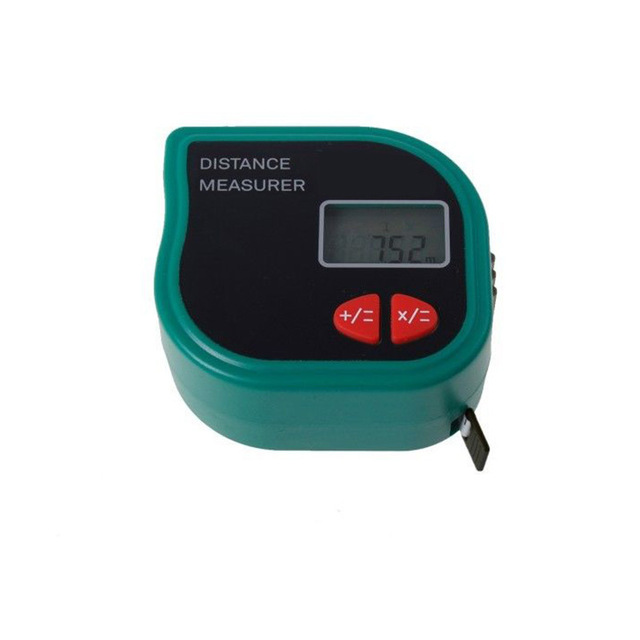 Ultrasonic Laser Range Finder Distance Measurer Meter CP-3001