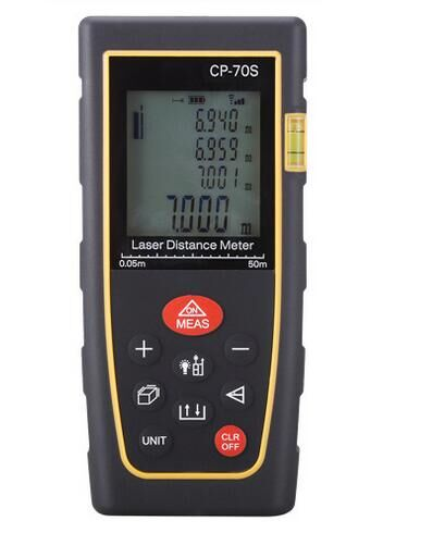 Digital Laser Infrared Distance Meter 70 Meters CP-70S