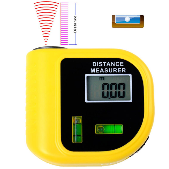 0.55m to 18m Laser Range Finder Distance Meter CP3010