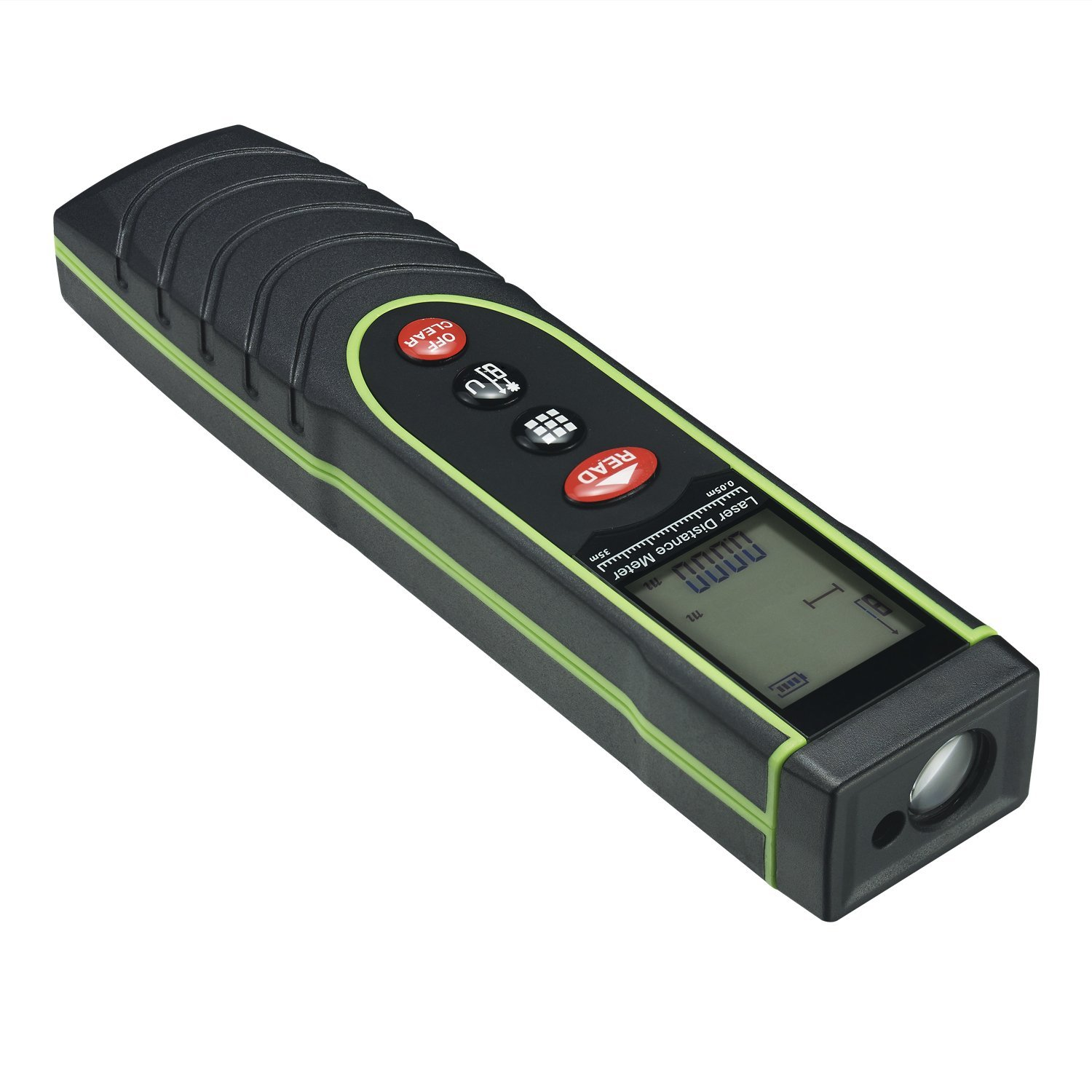 Portable Hand-Held Digital Laser Distance Meter PT35