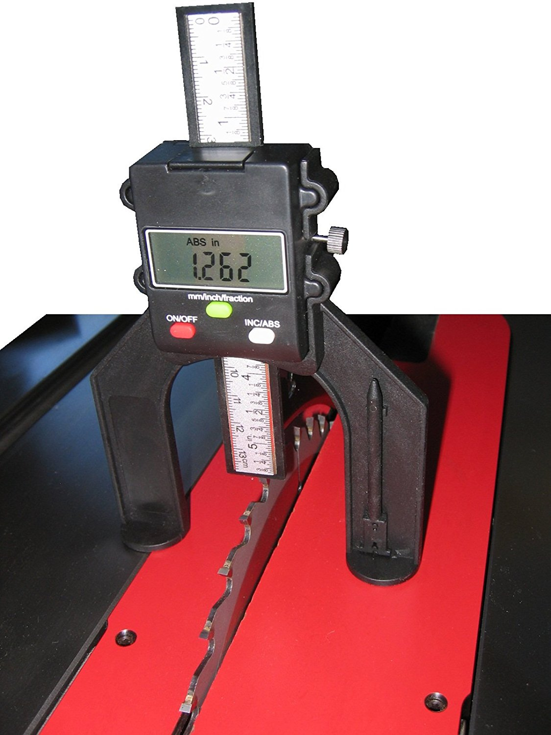Self Standing Trend Digital Router / Depth Gauge TDP-80