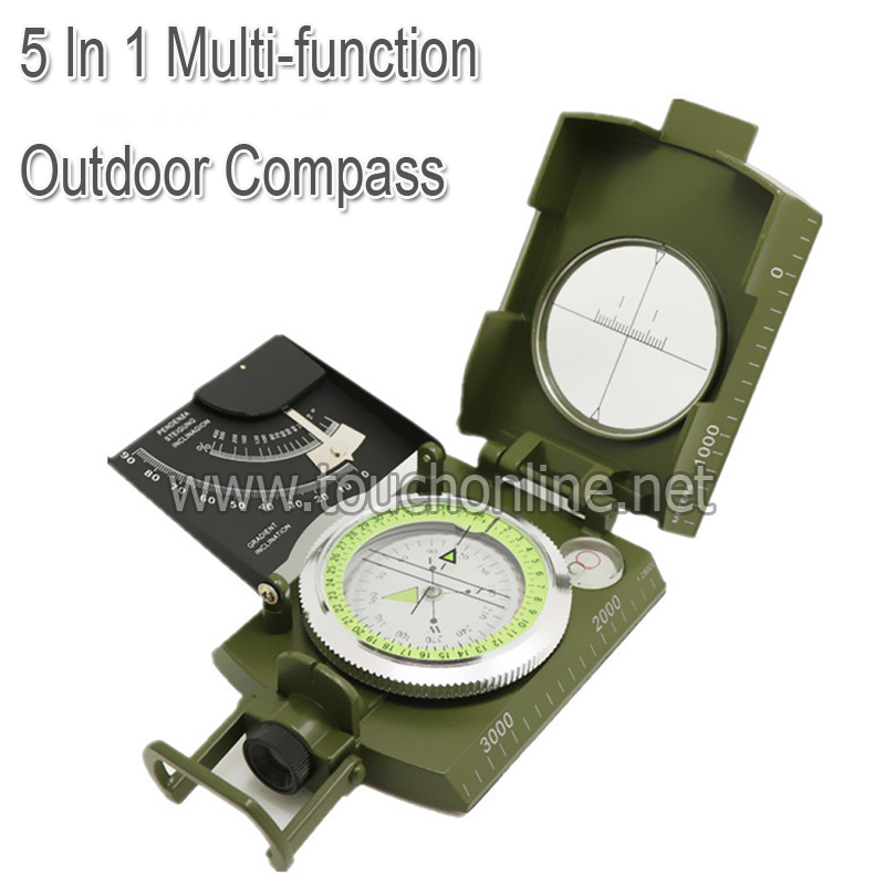 5 In 1 Multi-Function North compass