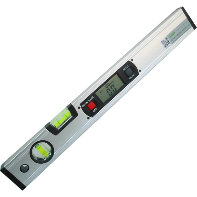 Angle Finder Spirit Level Upright Inclinometer 4 x 90 TT-400