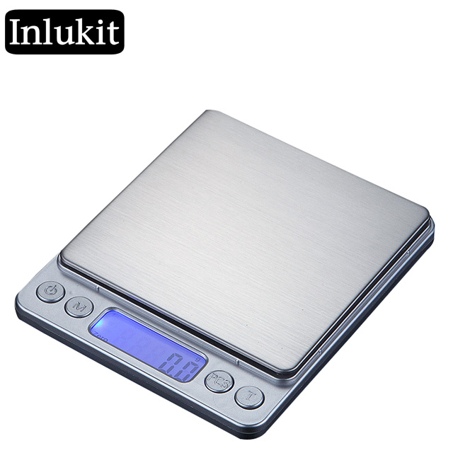 Digital Kitchen Scale Mini Pocket Jewelry Electronic Balance