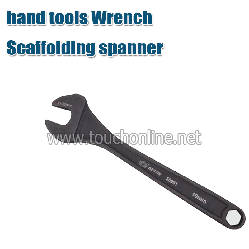 19mm hand tools Wrench Scaffolding spanner TT-55901