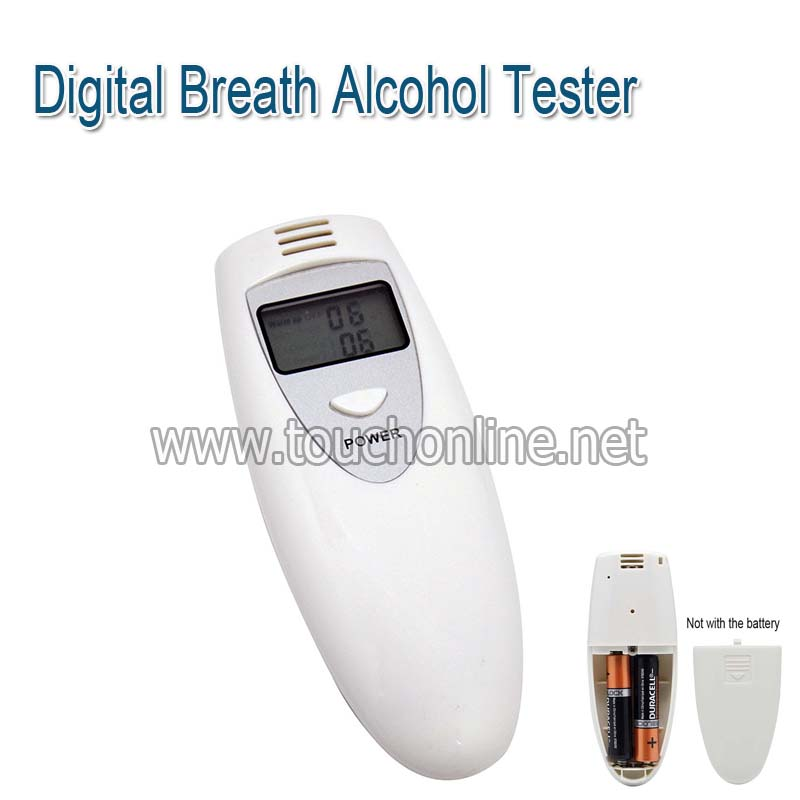 Portable Digital Breath Alcohol Tester TT-6387