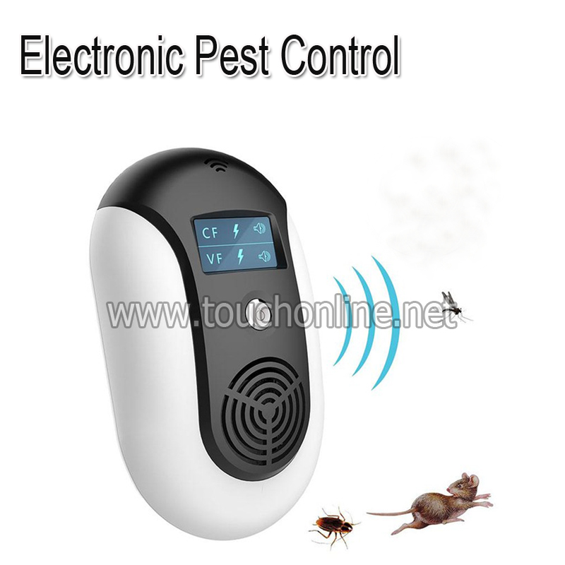 Electronic Pest Control Ultrasonic Pest Repeller