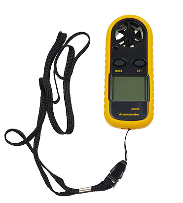 air temperature Anemometer with LCD digital display TT816
